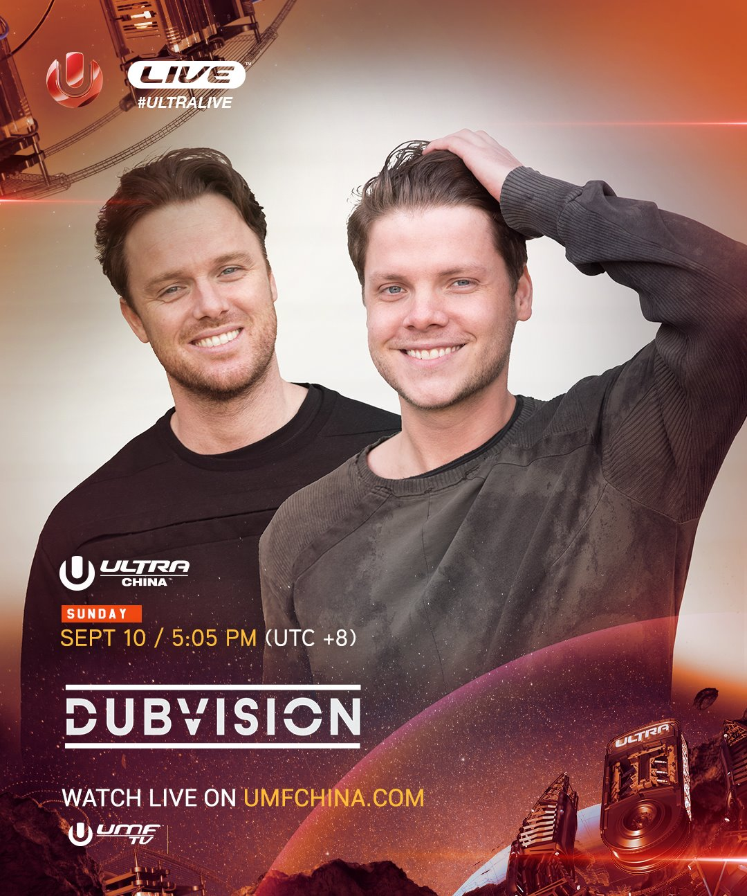 download → Dubvision - live at Ultra Music Festival 2017 (China) - 10-Sep-2017