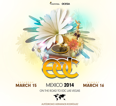 download → DJ Melee - Live at Electric Daisy Carnival, Mexico - March 2014