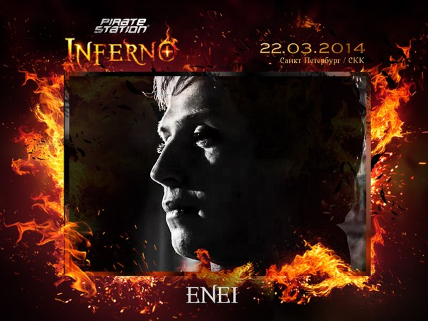 download → ENEI - live at Pirate Station Inferno, St. Petersburg, Russia [720p] - 22-Mar-2014