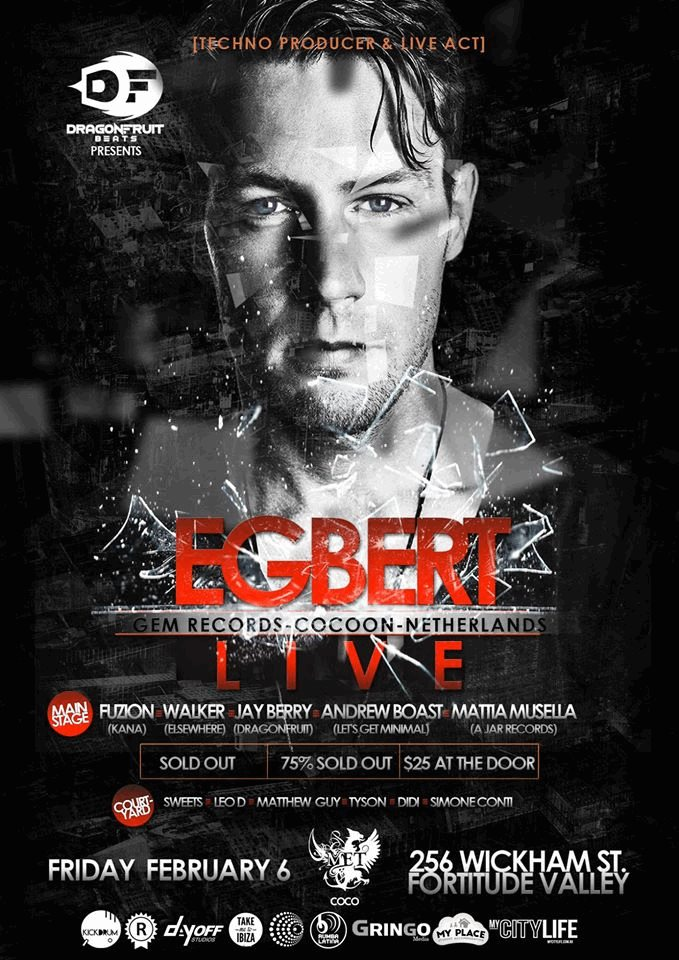 download → Egbert - live at The Met, Coco Room (Brisbane) - 06-Feb-2015