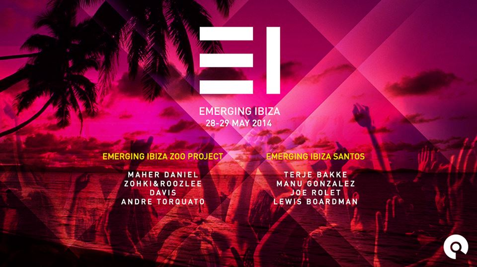 download → Maher Daniel, David Genuino, Andre Torquato, Zohki & Roozlee - Live At Emerging Ibiza Zoo Project - 720p HD, Full 4hrs, Titties - 28-May-2014