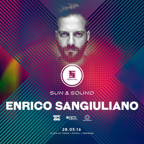 download → Enrico Sangiuliano - live at Sun & Sound Festival (Granada) - 28-May-2016