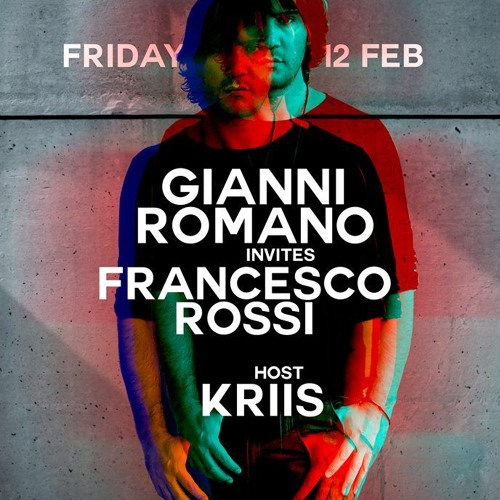 download → Francesco Rossi & GIanni Romano - Live On Radio Ibiza (Joia Club) - 12-Feb-2016
