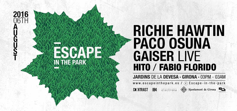 download → Fabio Florido - live at Escape In The Park (Girona, Spain) - 06-Aug-2016