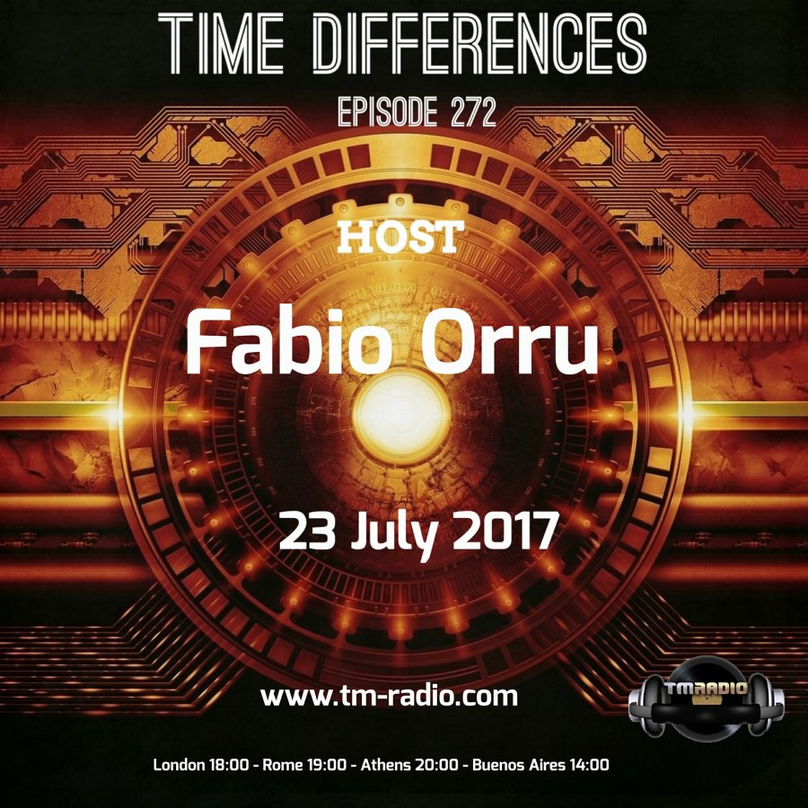 download → Fabio Orru - Time Differences 272 on TM Radio - 23-Jul-2017