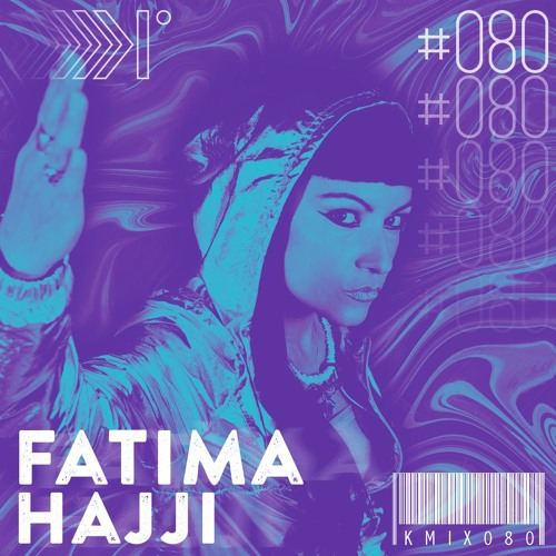download → Fatima Hajji - Exclusive Mix 080 - January 2018