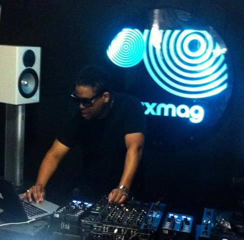 Felix Da Housecat - Live at Mix Mag DJ Lab (London) - 17-May-2013