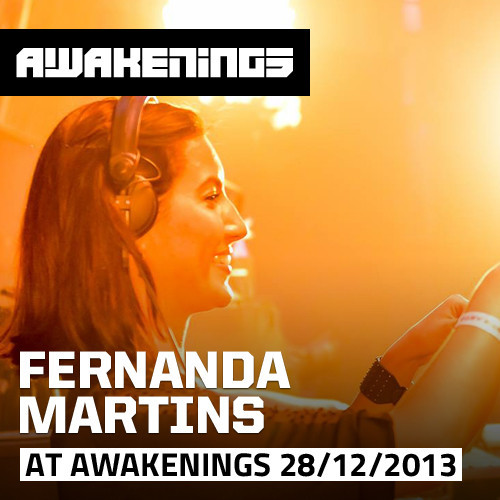 download → Fernanda Martins - Awakenings Female Hard Techno Special - 28-Dec-2013