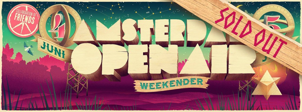 download → Finnebassen - Amsterdam Open Air Podcast - June 2016