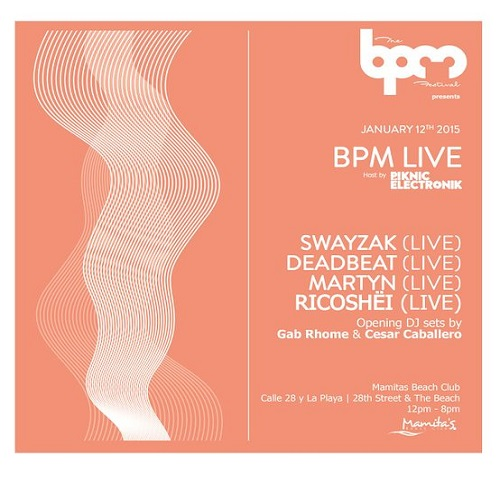 download → Martyn (Live)  - Live At BPM Live, Mamitas (The BPM Festival 2015, Mexico)  - 12-Jan-2015