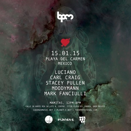 download → Luciano  - Live At Cadenza Meets Planet E, Mamitas (The BPM Festival 2015, Mexico) - 15-Jan-2015