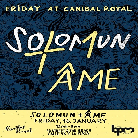 download → Solomun   - Live At Solomun +1, Canibal Royal (The BPM Festival 2015, Mexico) - 16-Jan-2015