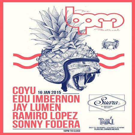 download → Ramiro Lopez  - Live At Suara Showcase, Tabu (The BPM Festival 2015, Mexico) - 16-Jan-2015