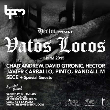 download → Vatos Locos, Canibal Royal (The BPM Festival 2015, Mexico) - 17-Jan-2015