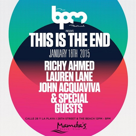 download → This Is The End, Mamitas (The BPM Festival 2015, Mexico) - 18-Jan-2015