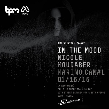 download → Marino Canal  - Live At In The Mood, La Santanera (The BPM Festival 2015, Mexico) - 15-Jan-2015