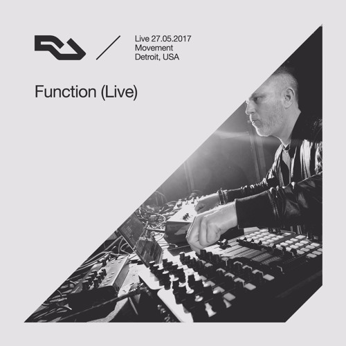 download → Function - live at The RA Underground Stage, Movement (Detroit) - 27-May-2017