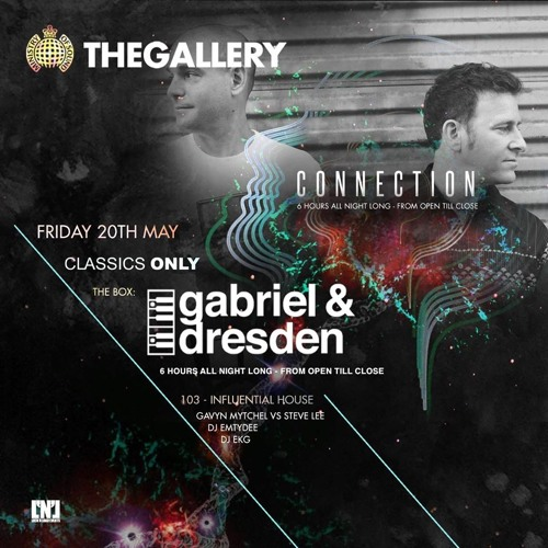 download → Gabriel & Dresden - Classics Only, Live From Ministry Of Sound (London) - 20-May-2016