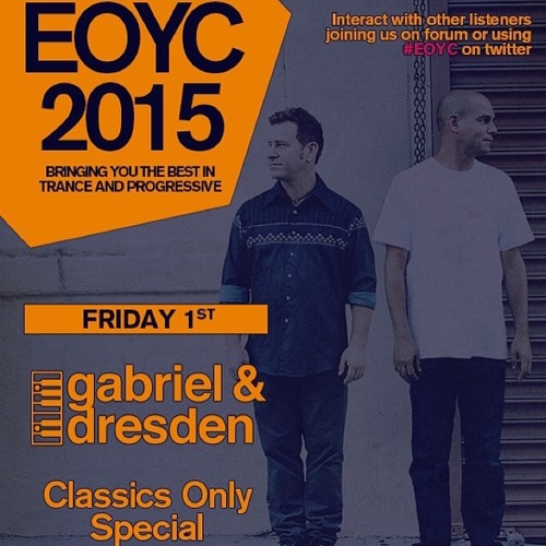 download → Gabriel & Dresden - EOYC 2015 Classics Only Set - December 2015
