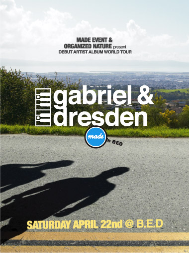 download → Gabriel and Dresden - Live at B.E.D., New York - 22-Apr-2006