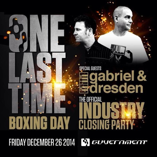 download → Gabriel & Dresden - Live at Guvernment (Toronto) - 26-Dec-2014
