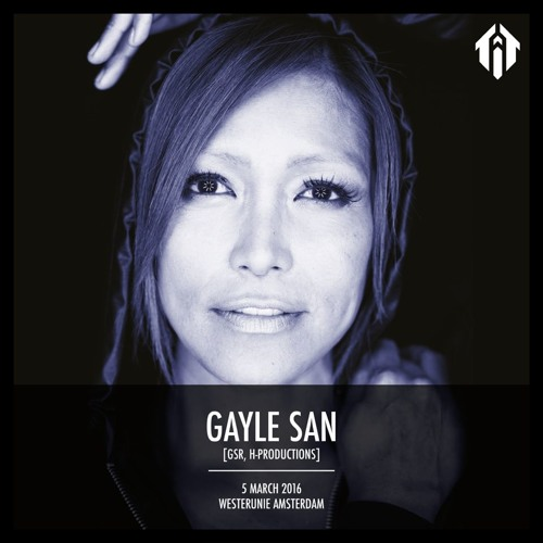 download → Gayle San - live at Close (Westerunie, Amsterdam) - 05-Mar-2016