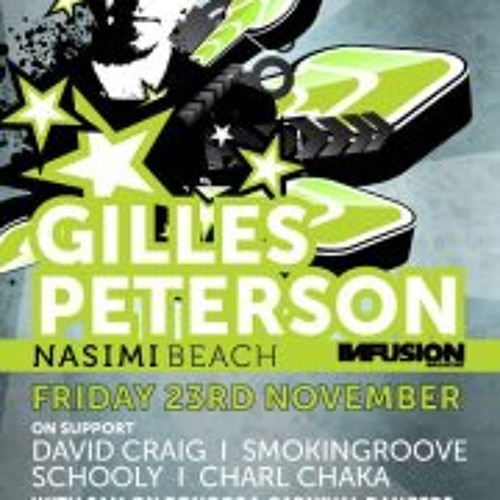 download → Gilles Peterson - live at Nasimi Beach - 23-Nov-2012