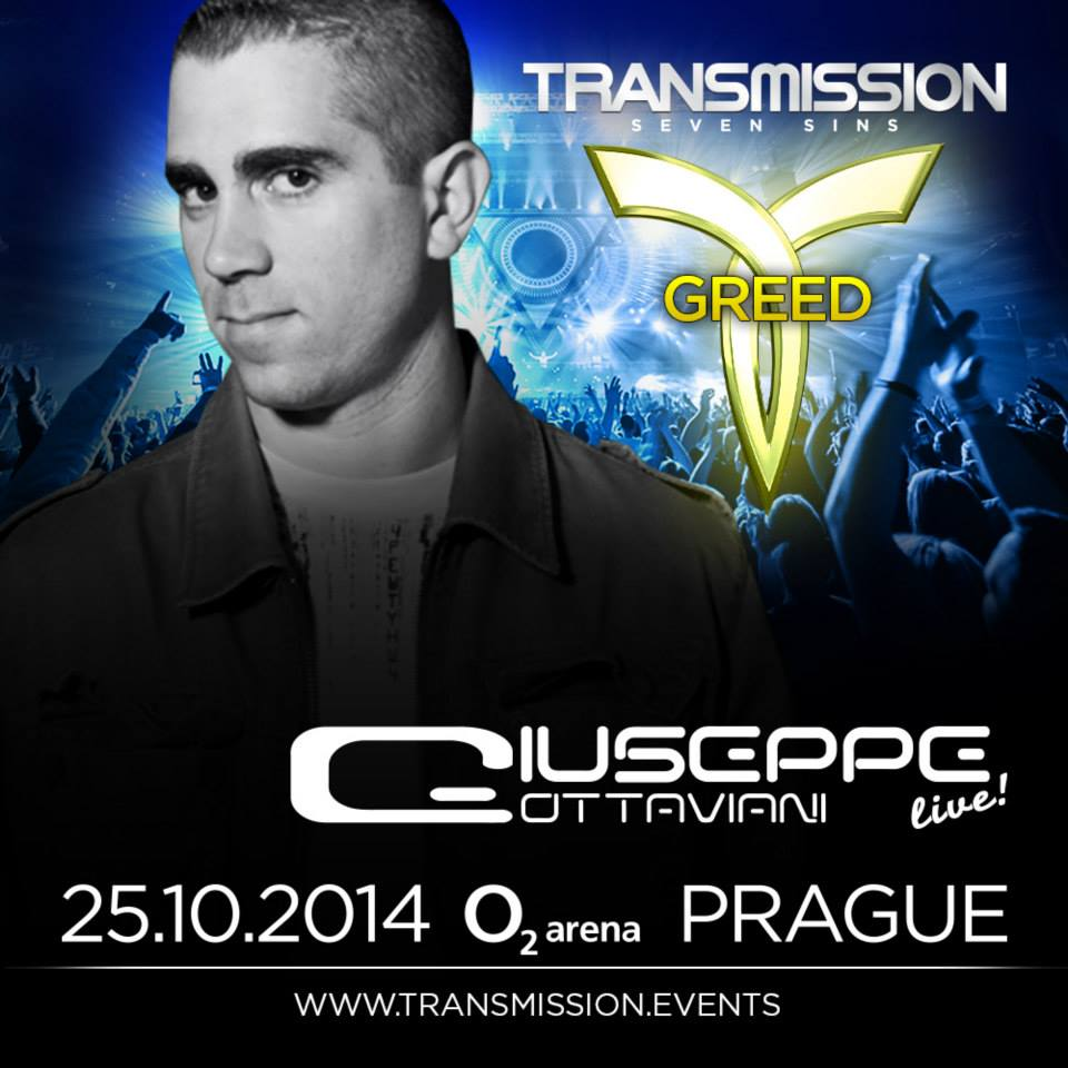 download → Giuseppe Ottaviani - Live at Transmission Seven Sins, Prague - 25-Oct-2014