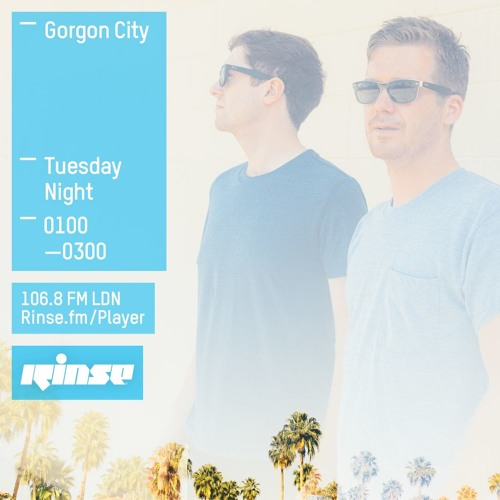 download → Gorgon City - Rinse FM Podcast - 05-Jan-2015