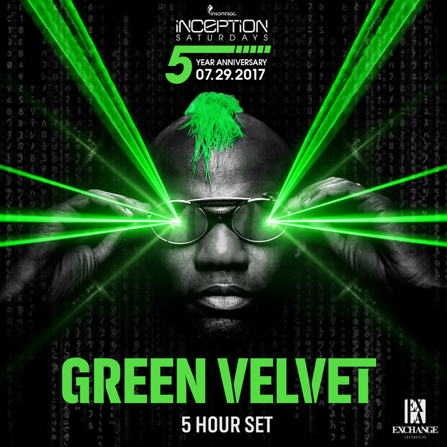 download → Green Velvet - live at Exchange (Los Angeles) - 29-Jul-2017