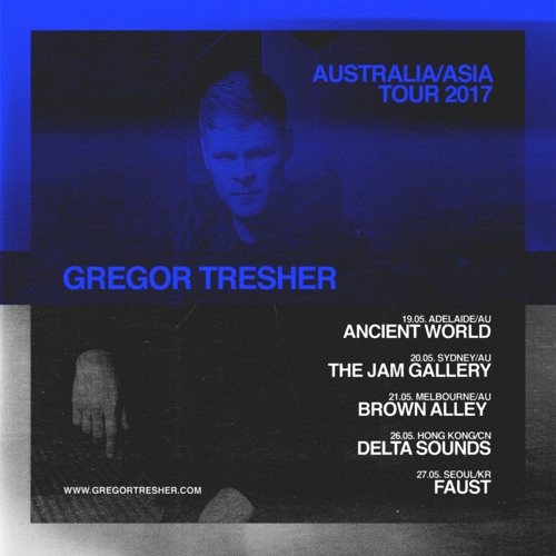 download → Gregor Tresher - live at The Jam Gallery (Sydney, Australia) - 20-May-2017