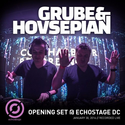 download → Grube & Hovsepian - Live at Echostage DC - 30-Jan-2016