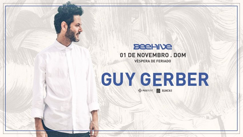 download → Guy Gerber - live at Beehive Club (Brazil) - 01-Nov-2015