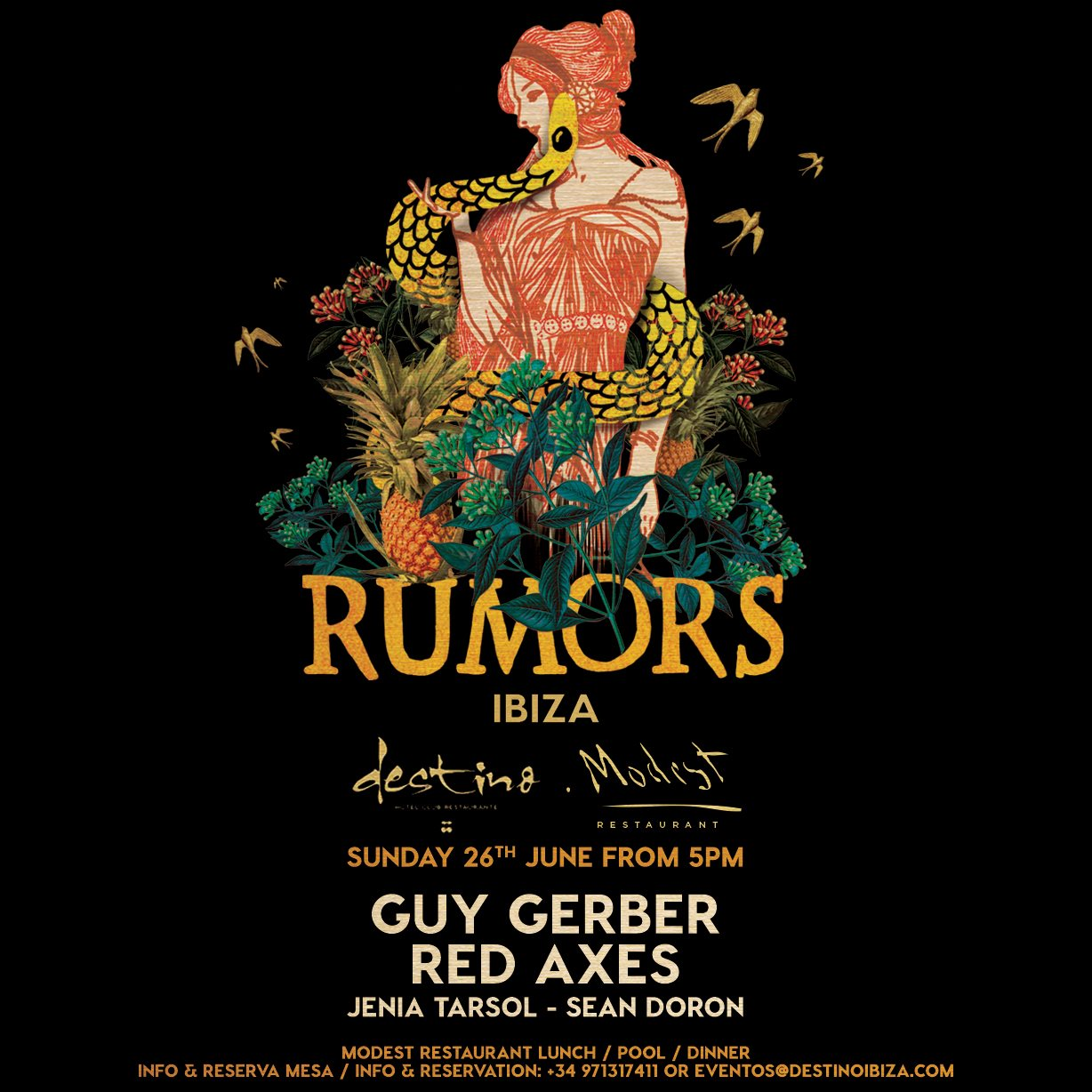download → Guy Gerber - live at Rumors (Ibiza) - 26-Jun-2016