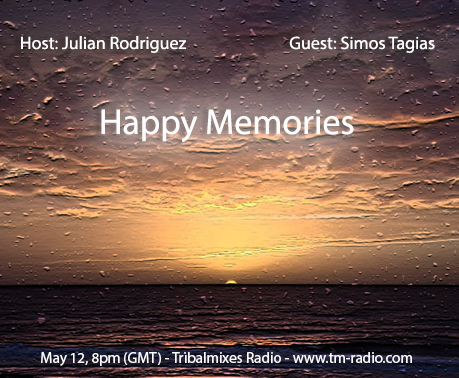 Happy Memories :: #067 with Simos Tagias (aired on May 12th, 2014) banner logo