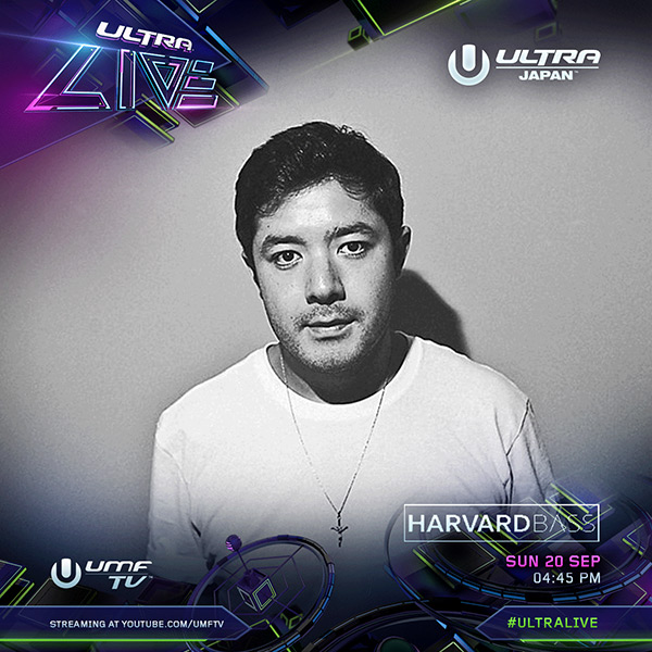 download → Harvard Bass - live at Ultra Music Festival 2015 Japan (Resistance Stage) - 20-Sep-2015