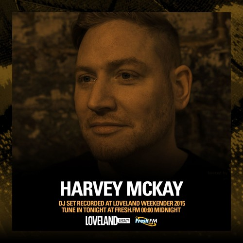 download → Harvey McKay - live at Loveland Weekender 2015, Amsterdam - March 2015