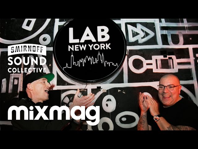 download → Hector Romero, Benny Soto, Mike Nervous, Luka Tacon - live in the Lab London (Nervous Records Showcase) - June 2017