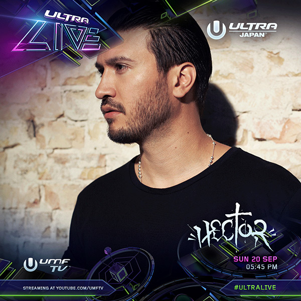 download → Hector - live at Ultra Music Festival 2015 Japan (Resistance Stage) - 20-Sep-2015