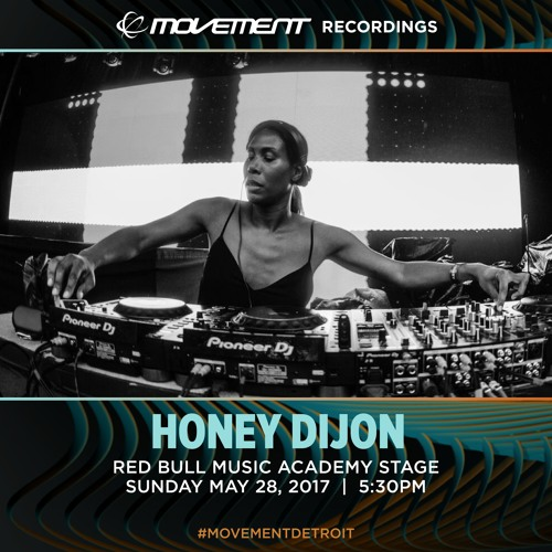 download → Honey Dijon - live at Movement Festival 2017 (Detroit) - May 2017