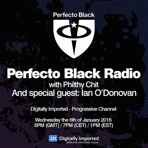 download → Ian O'Donovan - Perfecto Black Radio 013 Guest Mix - 24-Feb-2016