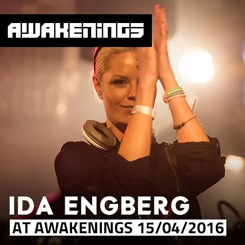 download → Ida Engberg - live at Awakenings (Antwerp) - 15-Apr-2016