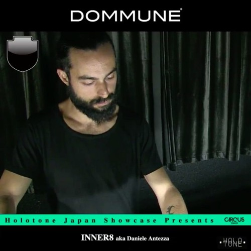 download → Inner8 aka Daniele Antezza - Live at Dommune (Tokyo, Japan) - 23-Feb-2016