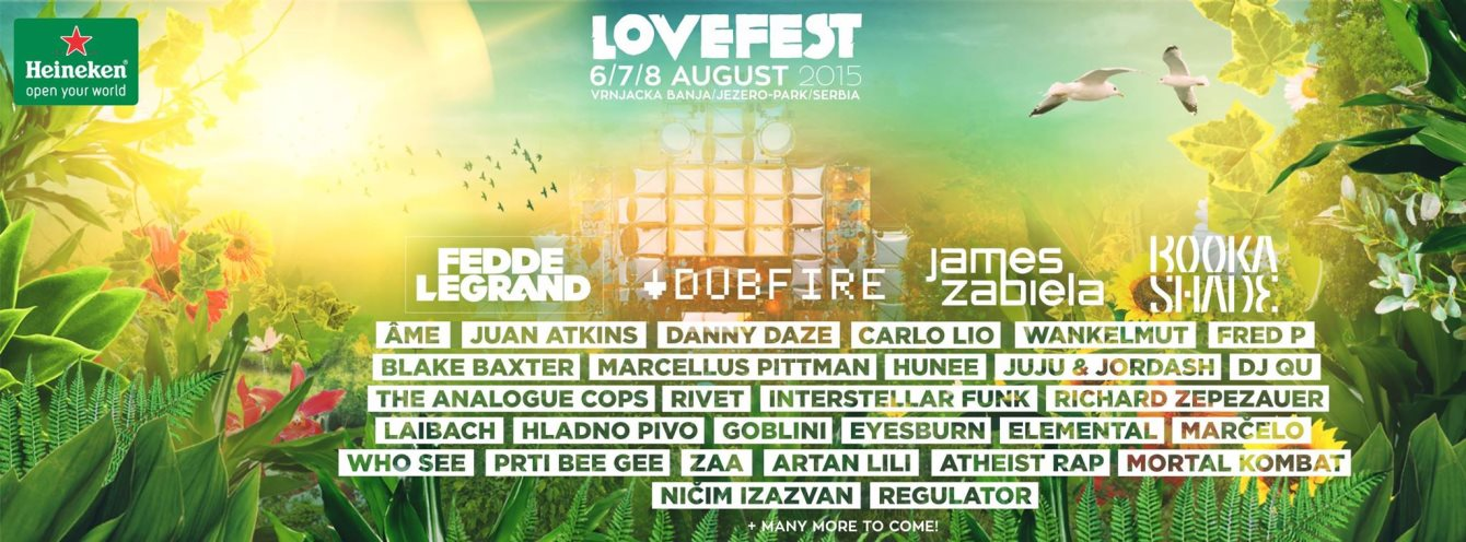 download → James Zabiela - live at Lovefest 2015, Serbia - 06-Aug-2015
