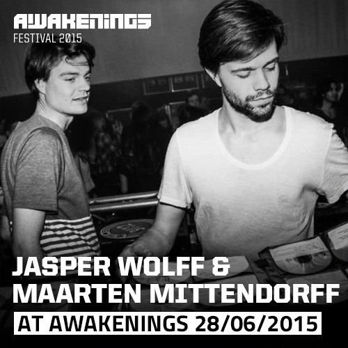 download → Jasper Wolff & Maarten Mitendorff - live at Awakenings Festival 2015, Amsterdam - 28-Jun-2015