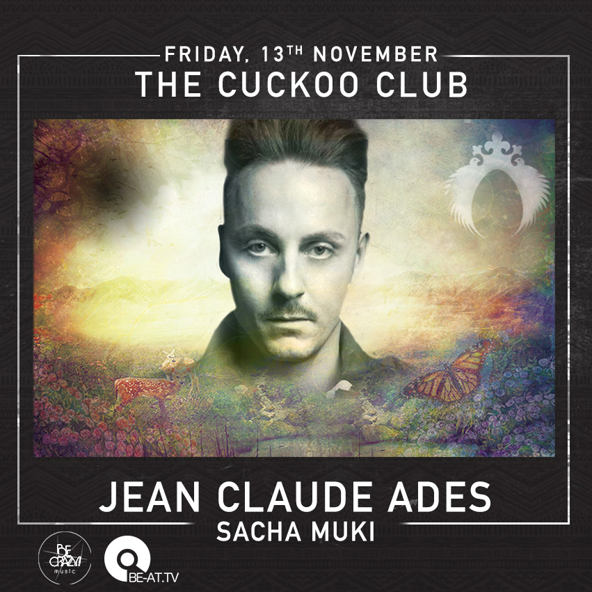 download → Jean Claude Ades - live at The Cuckoo Club, London - 14-Nov-2015