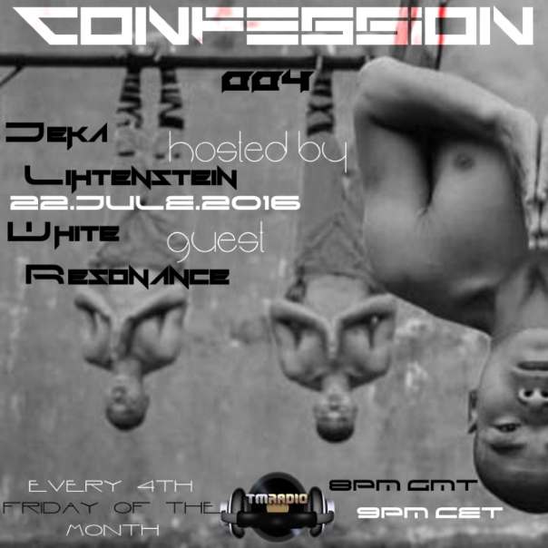download → Jeka Lihtenstein, White Resonance - Confession 004 on TM Radio - 22-Jul-2016