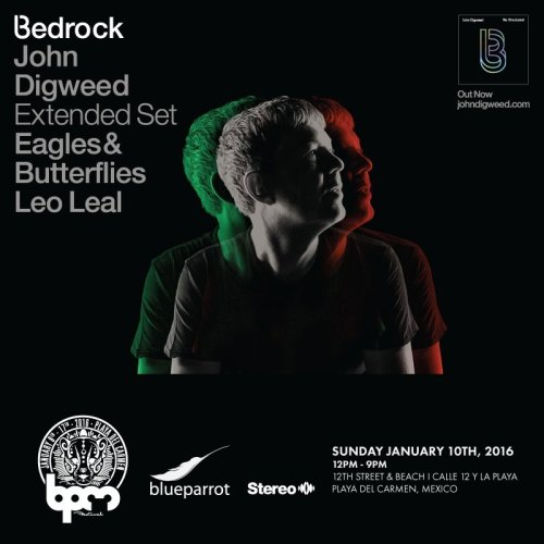 download → Bedrock Showcase, Blue Parrot (The BPM 2016, Mexico) - 10-Jan-2016
