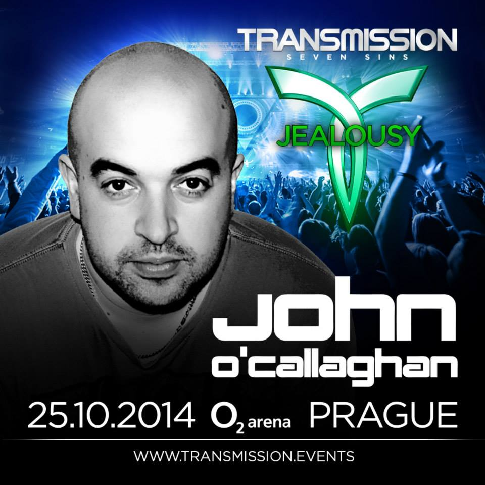 download → John O Callaghan - Live at Transmission Seven Sins, Prague - 25-Oct-2014
