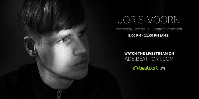 download → Joris Voorn - live at Beatport Studio, Amsterdam, ADE 2015 - 720p HD - 14-Oct-2015